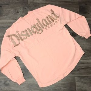 Disney Spirit Jersey Rose Gold